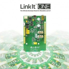 Carte LinkIt One + GSM, GPRS, Bluetooth, Wifi, GPS