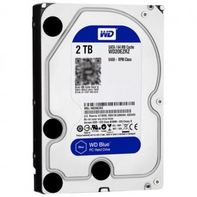 WD Blue 2 To SATA 6Gb/s 64 Mo