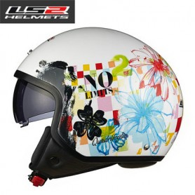 Casque Jet  LS2 OF561