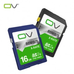 OV SDHC  80Mb/s