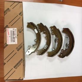 Mâchoires de frein pour Toyota Hilux Vigo 2.5 D4D